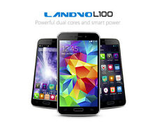 LANDVO L100 Mobile Phones Dual Core 4.0 inch Android 2MP Camera 3G Smartphone
