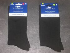 Sealskinz 2016 Thermal Merino Wool Liner Socks Medium M 4-7 Large L 8-12 cycling