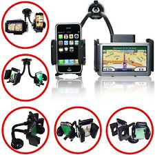TWIN / DUAL WINDSCREEN CAR MOBILE AND GPS HOLDER MOUNT FOR LATEST MOBILE PHONES