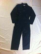 New USA Stalworth Mens Long Sleeve Coveralls Jumpsuit Navy Grey Red White Orange