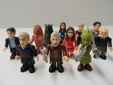 DR WHO MINI FIGURES SERIES 4 CHARACTER BUILDING MICRO MINIFIGS DOCTOR RARE
