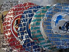 "18"" NFL Mylar Balloons. You pick the team."