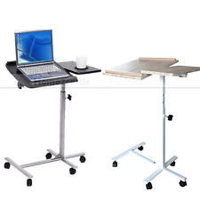 Laptop Adjustable Portable Table Desk Stand Lap Sofa Bed Computer Notebook Tray
