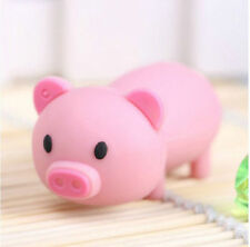 New Cartoon pig Model usb memory flash stick thumb pen drive 4-32GB XQ10