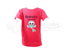 Personalised Buttercubs Baby Toddler T-Shirt- Baby Bird Design