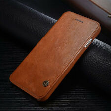 Luxury Original Leather Flip Cover Card Wallet Case For Apple iPhone 6 4.7/6Plus