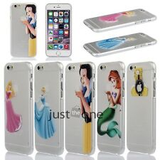 New Cartoon Fairy Tale Character Hard Case Cover Back f iPhone 6/6 Plus/5C/5 5S