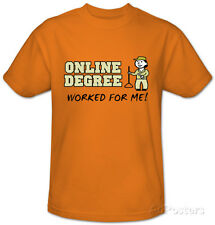 Online Degree T-Shirt