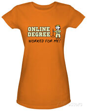 Juniors: Online Degree T-Shirt