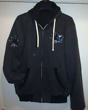 San Jose SHARKS Tradition Reversible Hoodie by G-III - NHL 2014 Collection