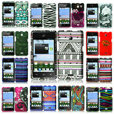 Fashion Hard Protector Phone Case Cover for Huawei H881C Ascend Plus/Valiant