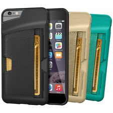 "iPhone 6 Plus Wallet Case: Q Card Case for iPhone 6 Plus (5.5"") by CM4*"