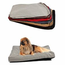 Durable Washable Large Dog Pet Bed Mat Cushion COVER Do It Yourself Comfort