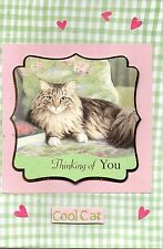 Handmade Cute Cat Cards for All Occasions - Birthday Speedy Recovery, Princess