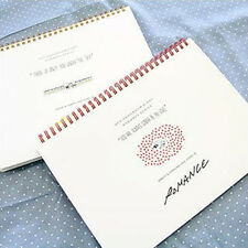[New Romance Ver.3]Diary Scheduler Book Journal Yearly Weekly Daily Planner