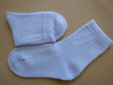 Mongolia 100% Pure Cashmere Wool Thick Children Kids Boys Girls Socks- ages 4-10