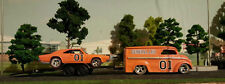 T-1 Drag Bus hot wheels decals General Lee specific size for Drag Bus!!!