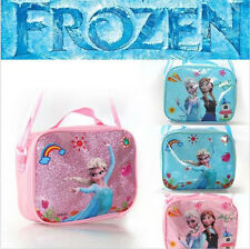 New Gift Disney Hot Princess Anna Elsa Frozen Girls School Bag Shoulder Handbag