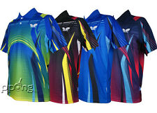 2014 / 2015 Brand NEW Butterfly Socius Table Tennis Shirt, Easy Dry,  UK stock