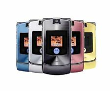 2014 Original Motorola RAZR V3i Unlocked Cellular Cell Phone Mobile Phone GSM
