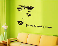 Removable Art Vinyl Quote DIY Wall Sticker Decal Mural Home Room Decor Wallpaper