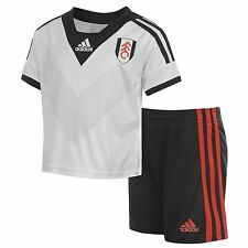 FULHAM HOME 2013/14 BABY KIT Boys Childs Infants Adidas FFC Soccer Football EPL