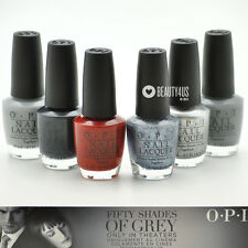 NEW OPI 50 Fifty Shades of Gray Nail Polish Collection - YOU PICK! 0.5 oz each