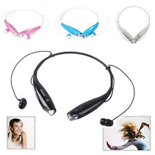 Wireless Bluetooth HandFree Sport Stereo Headset headphone for iPhone Samsung LG