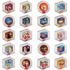 Disney Infinity Power Disc's SERIES 1 & 2 - Assorted You Choose  - Brand New