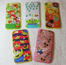 Glossy Toy story Alien Green family Arts soft rubber case cover iPhone 6 & plus
