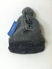 New Simply Vera Wang Womens' Beanie Hat  Medium Gray Lamb Wool  NWT