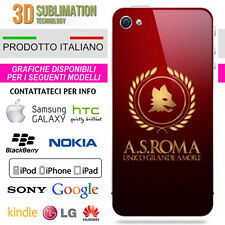 COVER AS ROMA 11 PER IPHONE IPOD GALAXY Z10 HTC LUMIA XPERIA NOTE LG