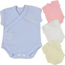 BabyPrem Premature Baby Clothes Neonatal NICU PICU Boys Girls Wrap Bodysuit Vest