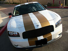 "10"" Plain Rally stripes Stripe Graphics Fit all Year & Model 02-13 Dodge Charger"
