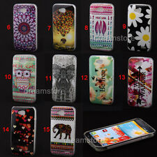 Balloon Elephant Heart Feather TPU Gel Soft Skin Case Cover For LG Optimus L90