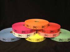 4 Roll Deal Beer Tickets Single 8 Colors Raffle Carnival Festival 2000 Each New