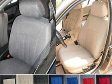MERCEDES CLK-CLASS W208 & W209 CLASSIC SYNTHETIC TWO FRONT CAR SEAT COVERS