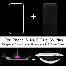 Premium HD Tempered Glass Film Shockproof Sceen Protector for iPhone 6 / 6 Plus