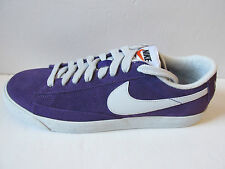 nike blazer low PRM VNTG SUEDE mens trainers 538402 501 sneakers shoes