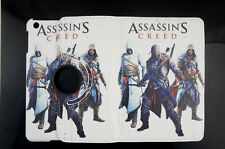 360°Rotating Assassins Creed Flip Stand Leather Case Cover for iPad 2/3/4/Mini