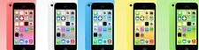 Apple iPhone 5c (GSM & CDMA Factory Unlocked) Clean ESN Excellent Condition (A)