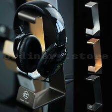 S8 Luxury Aluminium Headphones Display Stand Holder Headsets Metal Frame Shelf
