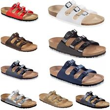 Birkenstock Classic Florida-contoured footbed, Regular - many Colors NEW Germany
