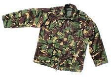 Temperate Combat Jacket, New British Army Issue Old School Woodland Camo Smock
