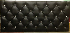 Leather crystal diamond Star headboard in all sizes & many colours cheap price