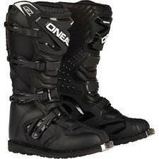 2015 Oneal Rider Black Motocross MX Off-Road Dirt Bike ATV Riding Boots Fly Thor