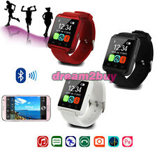 Smart Wrist Watch Bluetooth Phone Mate For Android Sony Samsung LG HTC Motorola