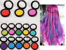 XI CA Non-toxic Temporary Hair Chalk Dye Soft Pastels Salon Show Party With Box