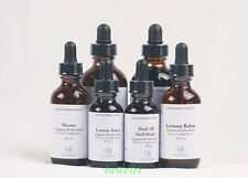 Thyme Organic Top Quality Pure Extract Tincture 1 2 4 oz