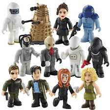 DR WHO MINI FIGURES SERIES 3 CHARACTER BUILDING MICRO SUPER DOCTOR WHO RARE